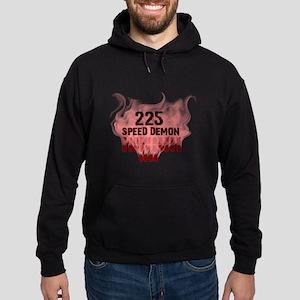 225 SPEED DEMON Hoodie (dark)