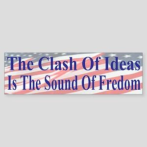 Sound of Freedom Sticker (Bumper)
