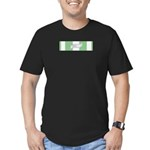 Republic of Vietnam Campaign Men's Fitted T-Shirt