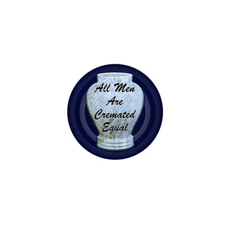 Cremated Mini Button (10 pack)