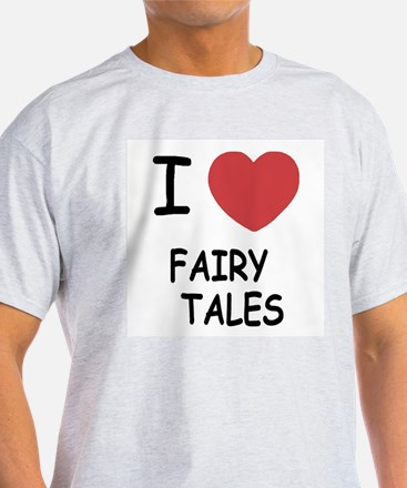 I heart fairy tales T-Shirt