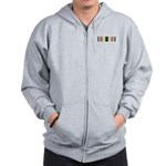 Southwest Asia Service Zip Hoodie