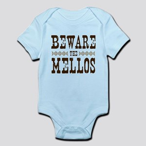 Beware the Mellos Infant Bodysuit