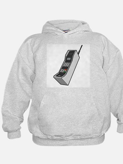 1980's Cellphone Hoodie