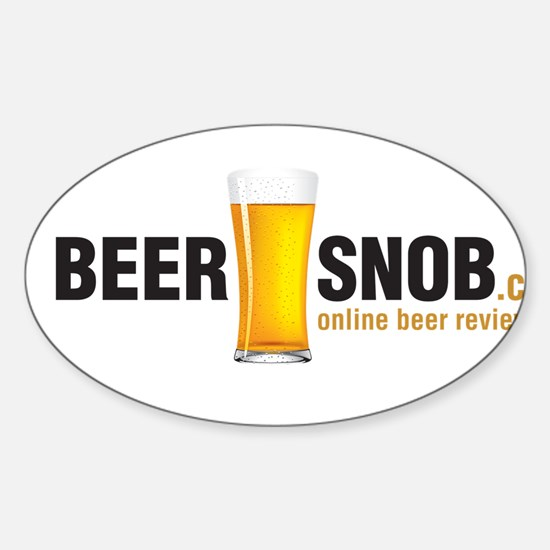 BeerSnob.ca Logo Decal