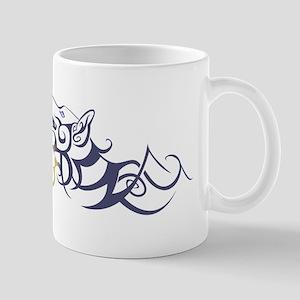 Sun & Moon Dogs Mug
