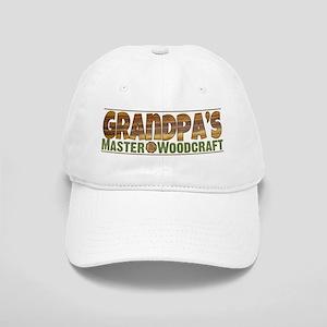 Grandpa's Master Woodcraft Cap