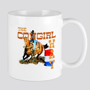 The Cowgirl Way Gifts & Tees Mug