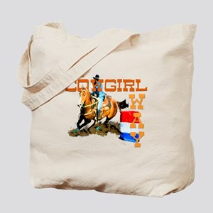 The Cowgirl Way Gifts & Tees Tote Bag