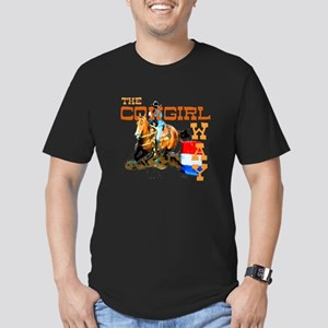 The Cowgirl Way Gifts & Tees Men's Fitted T-Shirt
