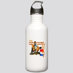The Cowgirl Way Gifts & Tees Stainless Water Bottl