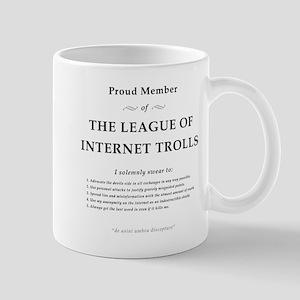 League of Internet Trolls Mug