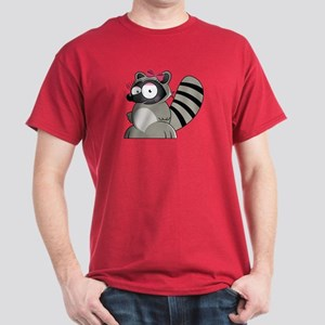 Raccoon Dark T-Shirt