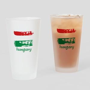 Hungary Pint Glass