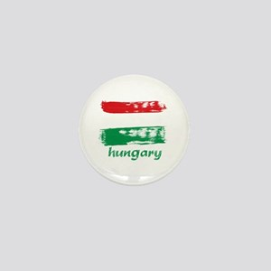 Hungary Mini Button