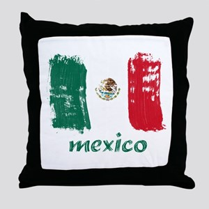 Mexico Throw Pillow