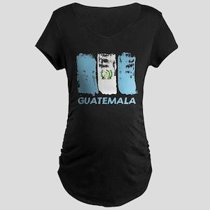 Guatemala Maternity Dark T-Shirt