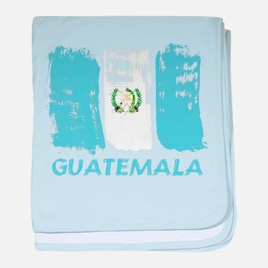 Guatemala baby blanket