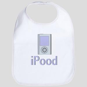 iPood with MP3 Player Bib