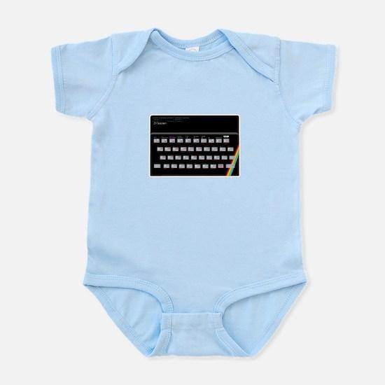 Sinclair ZX Spectrum Infant Bodysuit