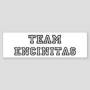 Team Encinitas Bumper Sticker