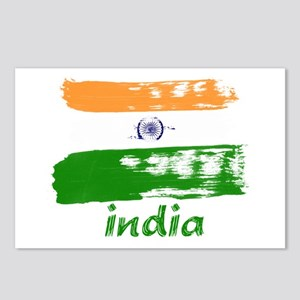 India Postcards (Package of 8)
