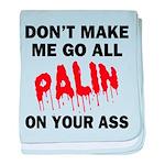Palin 2012 baby blanket