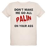 Palin 2012 Organic Kids T-Shirt