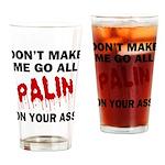 Palin 2012 Pint Glass