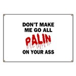 Palin 2012 Banner