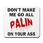 Palin 2012 Mousepad