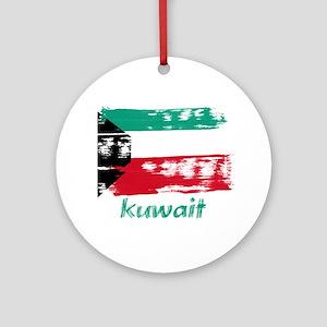 Kuwait Ornament (Round)