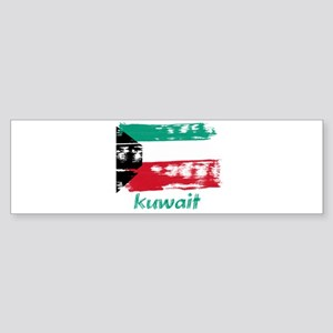 Kuwait Sticker (Bumper)