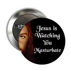 Watching You Masturbate Button (10 pack)
