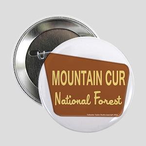 """Mountain Cur 2.25"""" Button"""