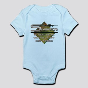 US Sniper Infant Bodysuit