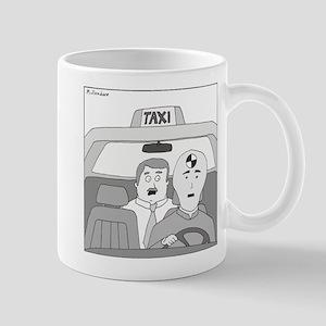 Taxi Driver Mug