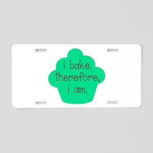 I am. Aluminum License Plate