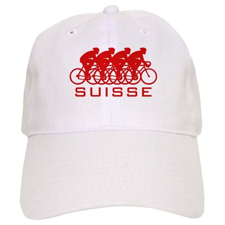 Suisse Cycling Cap