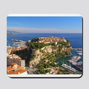 Monaco Castle Mousepad