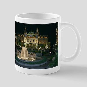 Monte Carlo Casino at Night Mug