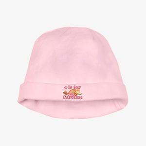 C is for Caroline baby hat