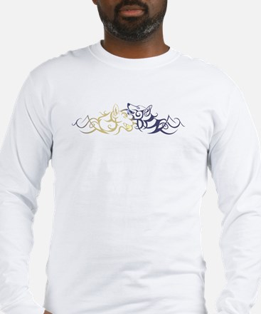 Sun & Moon Dogs Long Sleeve T-Shirt