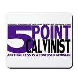 Calvinism Classic Mousepad