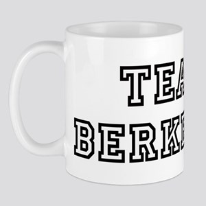 Team Berkeley Mug