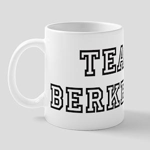 Team Berkeley Mug