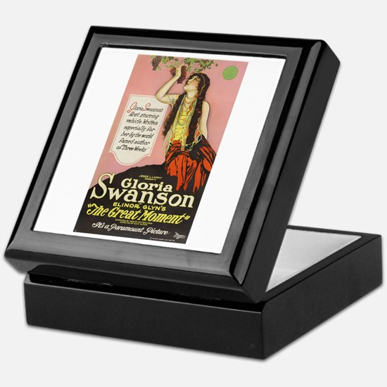 The Great Moment Keepsake Box