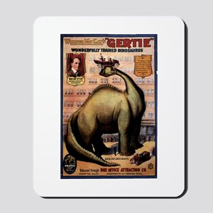 Gertie The Dinosaur Mousepad