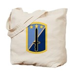 170th Infantry BCT Tote Bag