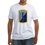 170th Infantry BCT Fitted T-Shirt